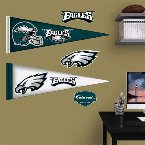 Junior Giants Sweepstakes - philadelphia eagles pennants fathead jr wall decal shop fathead 174 for