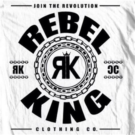 The Rebel King rebel king clothing rkclothingco