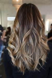 does hair look like ombre when highlights growing out 28 best images about long brunette hair with bangs add