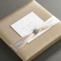 wedding invites in a box silk wedding invitation boxes an ultimate luxury