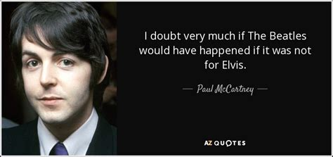 this is what wouldve happened next on generations channel24 paul mccartney quote i doubt very much if the beatles