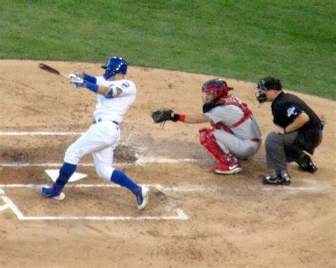 2nd swing chicago seth saith winning moments photos of the chicago cubs