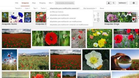 imagenes google sin derechos de autor c 243 mo buscar en google im 225 genes sin derechos de autor