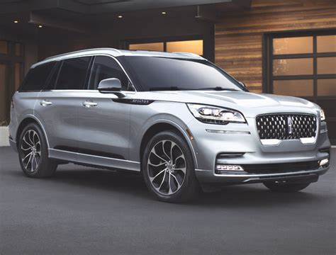ford aviator 2020 2020 ford explorer vs lincoln aviator differences