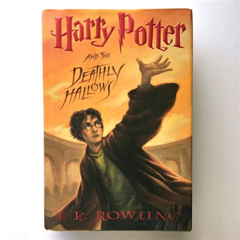 Novel Harry Potter 2 jactionary book review harry potter and the deathly hallows