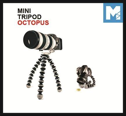Dompet Octopus Jual Tripod Mini Octopus Bracket Holder For And