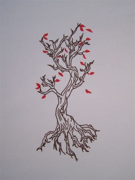 japanese tree tattoo designs japanese maple drawing inspiration