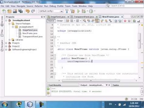 tutorial netbeans swing java swing tutorial 25 how to add image on jbutton