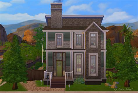 frau engel the magic cottage the sims 4