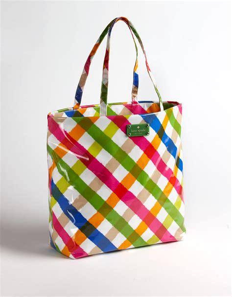 Kate Spade Daycation Bon Shopper kate spade daycation bon shopper tote in multicolor sprngtrels lyst