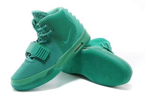 Green Air 2 nike air yeezy 2 green lantern glow in the 2014 for sale new jordans 2015