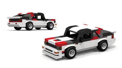 lego vehicle tutorial lego audi quattro tutorial youtube