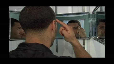 learn to cut your own hair with the self cut system