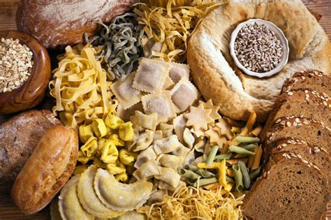 carbohydrates excess potatoes and cereals increase risk of disease while