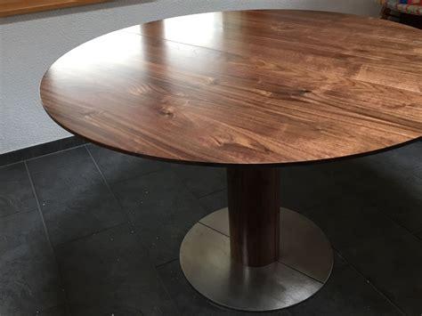 Tisch Rund by Esstisch Rund Ausziehbar Sala Massiv