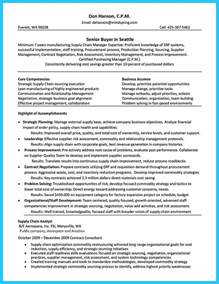 Buyer Resume Objective by Assistant Buyer Resume The Best Letter Sle