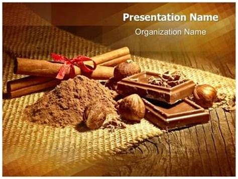 chocolate templates for powerpoint free download download editabletemplates com s premium and cost