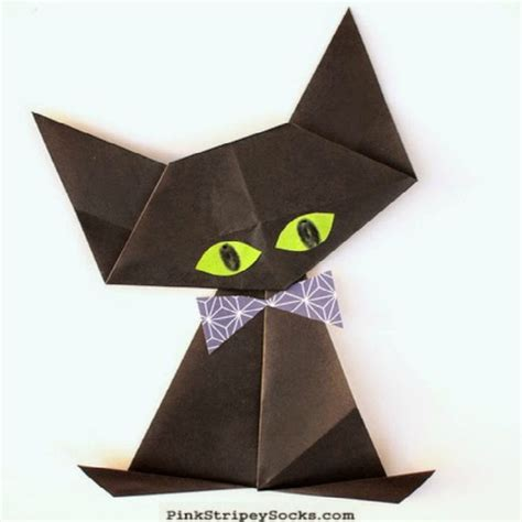 Easy Origami Person - origami for easy peasy and