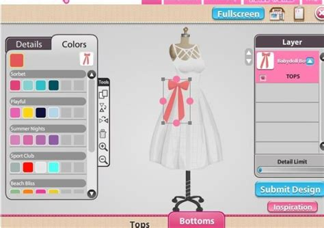 design game fashion fashion designer review gamezebo