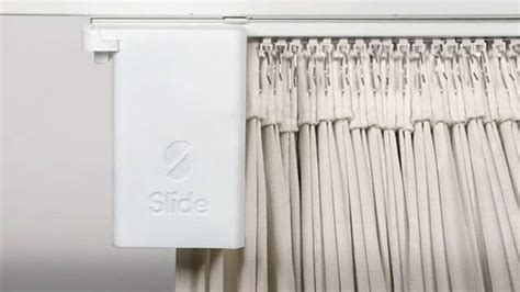rise and shine with slide smart curtain system home
