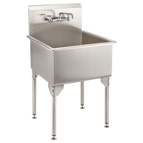 27 quot stainless steel utility sink utility sink sinks and