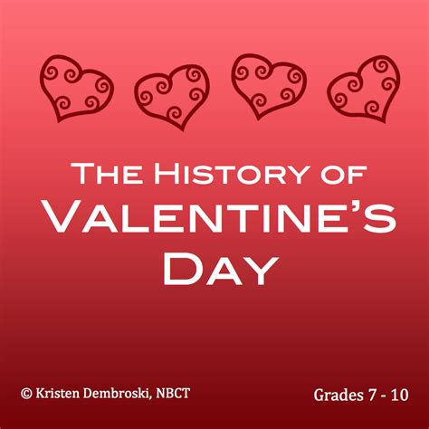 the origin of s day reading and valentine s day kristen