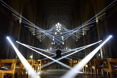 beleuchtung mauerwerk jason bruges turns york minster into quot completely immersive