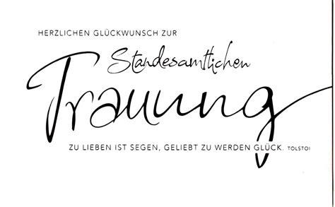 Hochzeit Trauung by Karte Zur Standesamtlichen Trauung B6 Umschlag Partyland