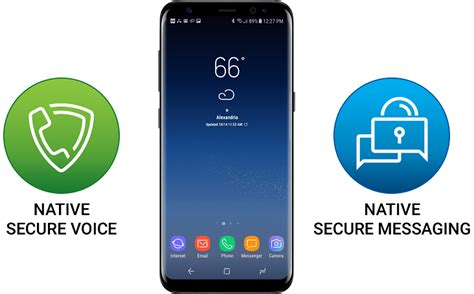 samsung mobile devices trustcall secure communications for business users
