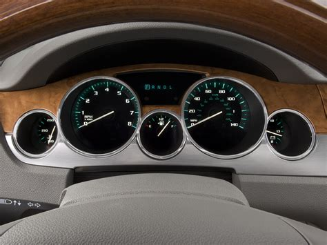2008 Buick Enclave Gauges Interior Photo   Automotive.com