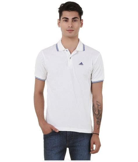 Polo T Shirt Adidas 7 adidas white polo t shirts buy adidas white polo t