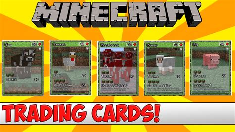 how to make trading card minecraft plugin tutorial trading cards