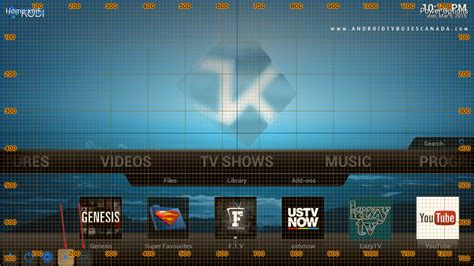 themes for android tv box fixing the quot grid quot issue in kodi android tv boxes canada