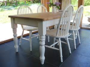 Painted Dining Table And Benches Building Something Like Farmhouse Table For Dining Table