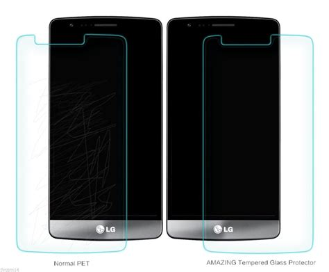 Tempered Glass Premium Lg G4 new best premium real tempered glass screen protector