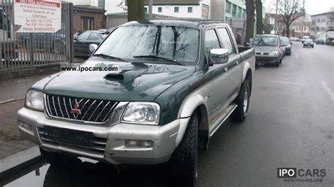 mitsubishi pickup 2005 pin mitsubishi 4x4 pick up 2007 model favorite go to