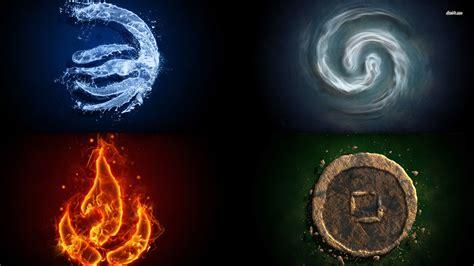 Four Elements The Four Elements Wallpaper Desktop Image