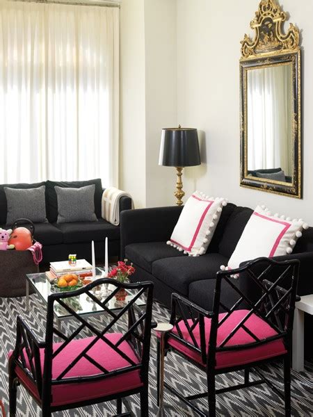black and pink living room black and pink living room beautiful pink decoration