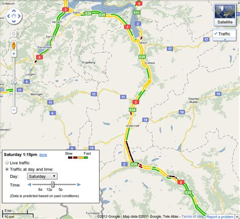 live road map maps live traffic in europa seo at