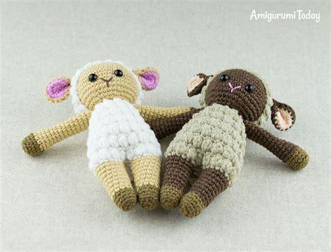 amigurumi lamb pattern free cuddle me sheep amigurumi pattern amigurumi today