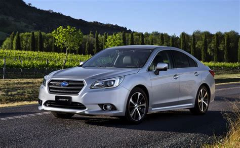 subaru liberty 2015 subaru liberty on sale in australia from 29 990