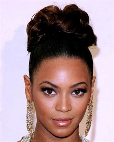 Up Hairdos Black | pin up hairstyles for black women