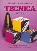 bastien metodo nivel m 233 todos y ejercicios 183 t 233 cnica nivel 1 piano b 225 sico de bastien 183 bastien james kjos west