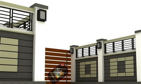 desain pagar rumah unik pin by minimalist home design on minimalist home design
