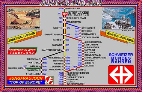 treno a cremagliera svizzera le strade ferrate le reti estere svizzera