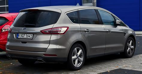 Ford S Max by Ford S Max Pictures Cars Models 2016 Cars 2017 New