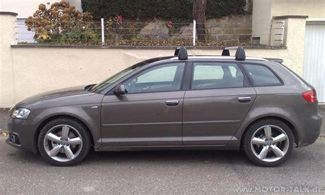 Audi A3 Sportback Dachreling by A3 Sportback Grundtr 228 Ger Audi A3 Sportback Schwarz