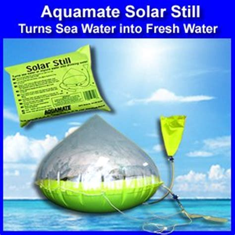 salt water desalination kits amazon com aquamate solar still emergency water