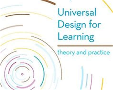 universal design criteria universal design for learning udl upcoming events