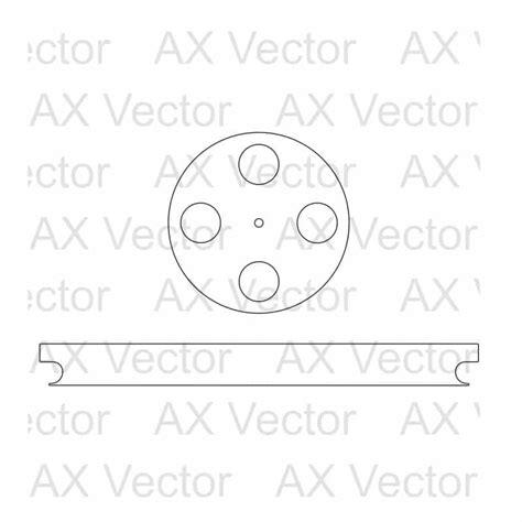 Amazon Echo Dot 2 Vector Template Echo Skin Template